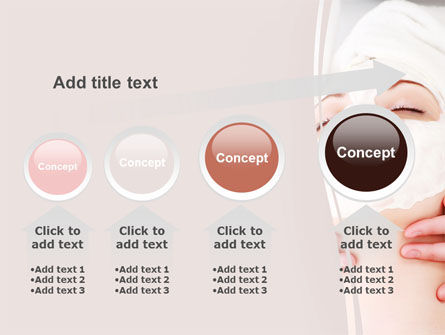 Face Pack PowerPoint Template Slide 13