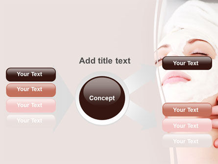 Face Pack PowerPoint Template Slide 14