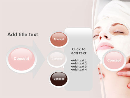 Face Pack PowerPoint Template Slide 17