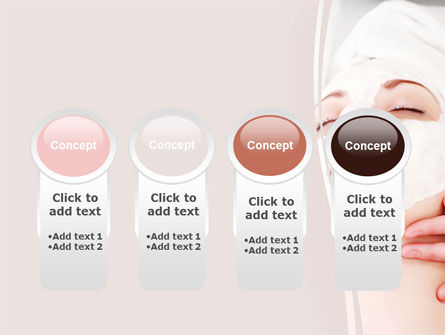 Face Pack PowerPoint Template Slide 5