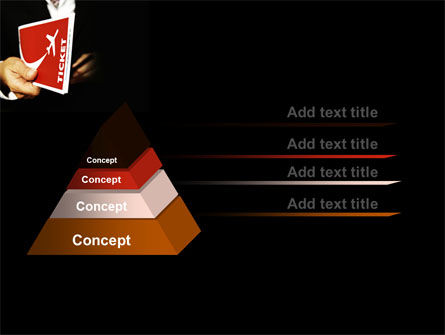 Ticket Anywhere PowerPoint Template, Slide 4, 06621, Cars and Transportation — PoweredTemplate.com