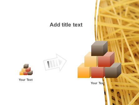 Italian Pasta PowerPoint Template Slide 13