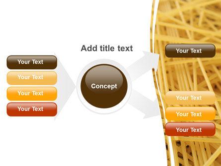 Italian Pasta PowerPoint Template Slide 15