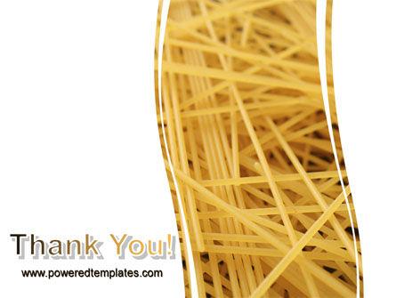 Italian Pasta PowerPoint Template Slide 20