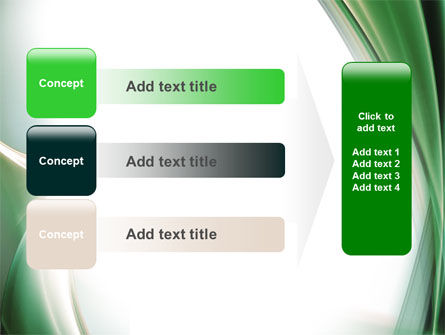 Green with Beige PowerPoint Template Slide 12