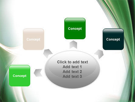 Green with Beige PowerPoint Template Slide 7