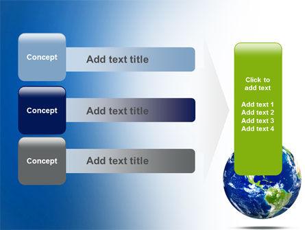 World Globe PowerPoint Template Slide 12