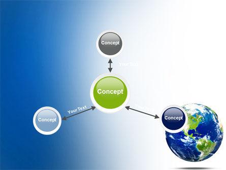 World Globe PowerPoint Template Slide 14