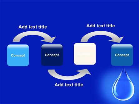 Drop Of Water PowerPoint Template, Slide 4, 06638, Nature & Environment — PoweredTemplate.com