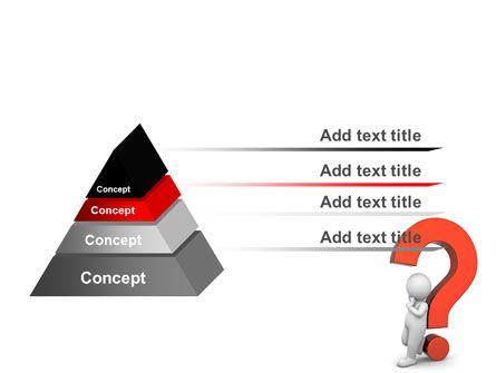 Question Mark PowerPoint Template Slide 12