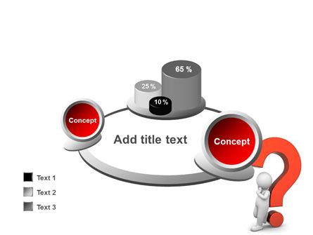 Question Mark PowerPoint Template Slide 16