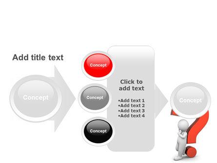 Question Mark PowerPoint Template Slide 17