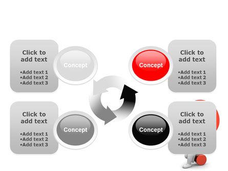 Question Mark PowerPoint Template Slide 9