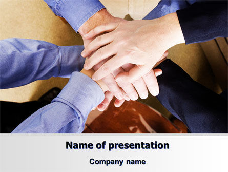 Business: Vow PowerPoint Template #06660