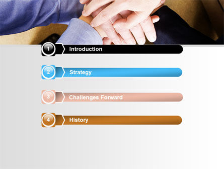 Vow PowerPoint Template, Slide 3, 06660, Business — PoweredTemplate.com