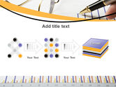 Checking Signing PowerPoint Template#9