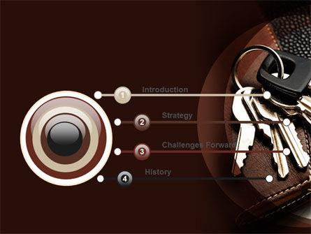 Bunch Of Keys PowerPoint Template, Slide 3, 06666, Business Concepts — PoweredTemplate.com