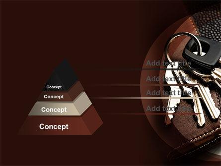 Bunch Of Keys PowerPoint Template, Slide 4, 06666, Business Concepts — PoweredTemplate.com