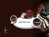 Bunch Of Keys PowerPoint Template#6