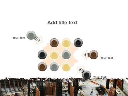 Big Building Site PowerPoint Template Slide 10