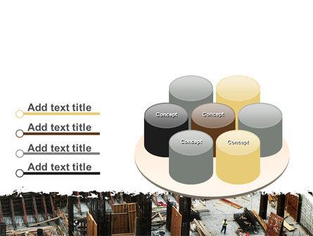 Big Building Site PowerPoint Template Slide 12