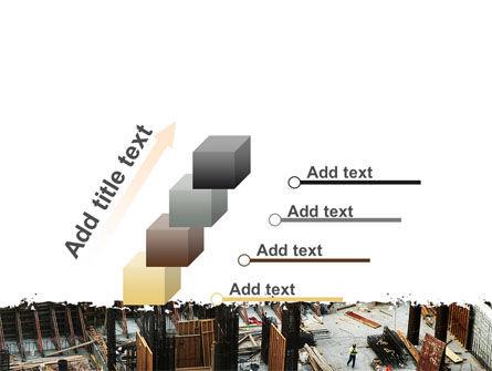 Big Building Site PowerPoint Template Slide 14