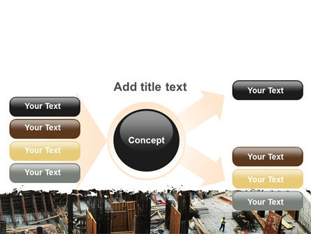 Big Building Site PowerPoint Template Slide 15