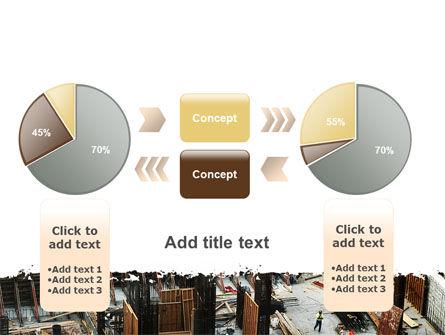 Big Building Site PowerPoint Template Slide 16