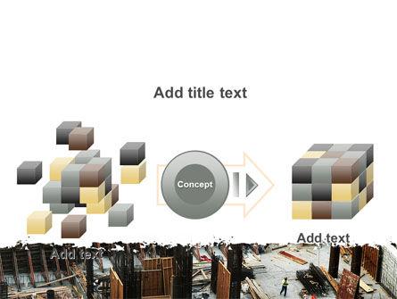 Big Building Site PowerPoint Template Slide 17