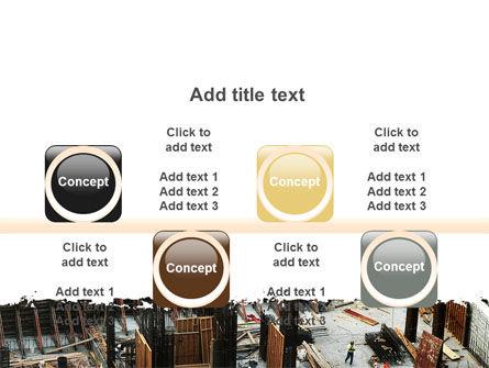 Big Building Site PowerPoint Template Slide 18