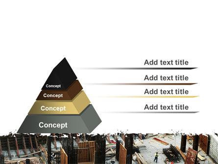 Big Building Site PowerPoint Template Slide 4