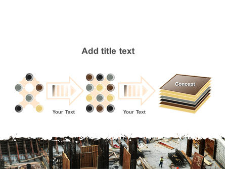 Big Building Site PowerPoint Template Slide 9