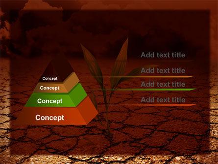 Survival In Desert PowerPoint Template, Slide 4, 06680, Nature & Environment — PoweredTemplate.com