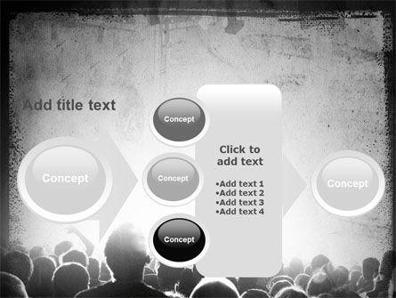 Mob PowerPoint Template Slide 17