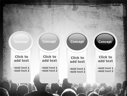 Mob PowerPoint Template Slide 5
