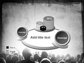 Mob PowerPoint Template#16