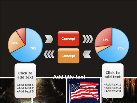 Memorial Day Collage PowerPoint Template Slide 11