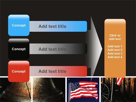 Memorial Day Collage PowerPoint Template Slide 12