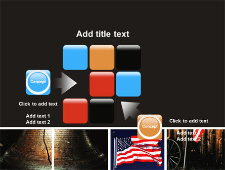 Memorial Day Collage PowerPoint Template Slide 16