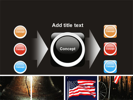 Memorial Day Collage PowerPoint Template Slide 17
