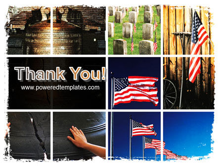 Memorial Day Collage PowerPoint Template Slide 20