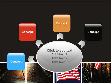 Memorial Day Collage PowerPoint Template Slide 7