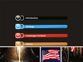 Memorial Day Collage PowerPoint Template#3