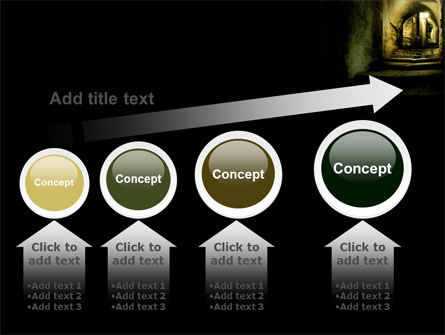 Dark Alley PowerPoint Template Slide 13