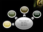 Dark Alley PowerPoint Template#7