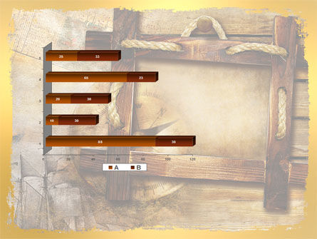 Wooden Frame PowerPoint Template Slide 11