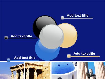 Greek Churches PowerPoint Template Slide 10