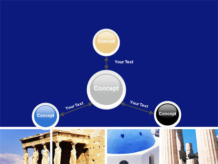 Greek Churches PowerPoint Template Slide 14