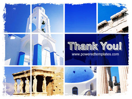Greek Churches PowerPoint Template Slide 20