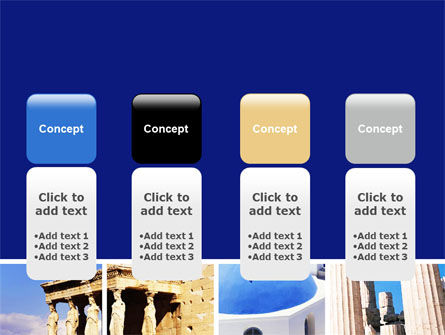Greek Churches PowerPoint Template Slide 5